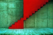 Stairs / by Sofia Aspillaga