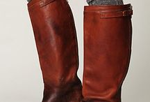 Brown Boots / by Chenda Ngak
