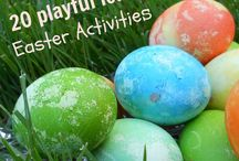 Easter craft / Fun things with the kids / by Claire Bourke