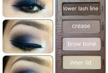 Makeup  / by Kaylann Rebecca