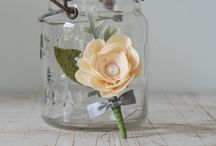 flowers crafted / by Sara Rivka Dahan