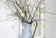 Spring Decorations / by Becky Holcomb