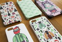 Awesome iPhone Cases! / Top pictures of awesome iPhione cases that we've made! Bingo! Bang! Wallop! / by Awesome Merchandise