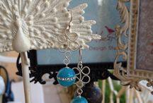My Blue Jewelry / by MariRu Design Studio