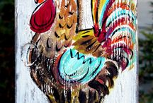 Roosters / by Mercy Me