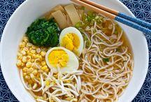Asian Noodles / by Barry Kurtz