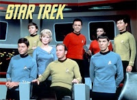 STAR TREK...or bust!! / by Rob Abrams