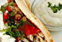 Recipes Greek / by Lori Harach