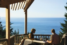Relaxing Porches and Stunning Deck Views / by Oregon Bed and Breakfast Guild