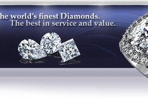 Jewelry-Diamond / Engagement, Wedding, Married? Need Diamond... / by Devin Kunzman