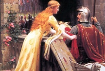 Courtly Love or You can look but you can't touch  / a history of frustration :) / by Persephone Unbound
