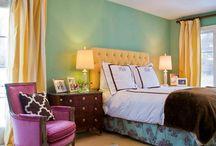 Bedroom Decor/Ideas / by Tiffany Rozier