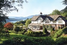 From Linthwaite / A glimpse of Linthwaite House Hotel, luxury 4 AA Red Star hotel located in the heart of the beautiful Lake District.  / by Linthwaite House
