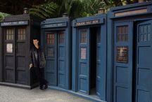 The Doctor (geek out) / by Kate Jones