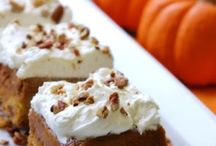 Fall Eats / by Carrie Patrick