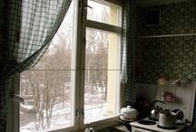 vintage kitchen / by Kristin Olafsson