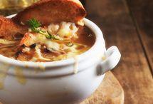 Recipe List-Soups / by Amruta :-)