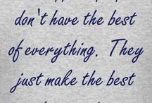 My favorite quotes / by Ariel Bridges