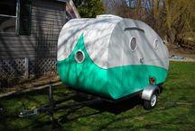 Vintage Campers / by Cindy Williams