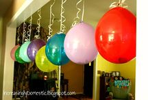 Birthdays / by Kim Fairbanks