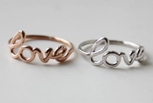 put a ringg on it , / by Ashley Guay