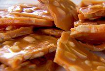 peanut brittle / by Cathy Stewart