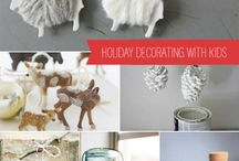 Holiday Decorating / by Melissa Trahyn