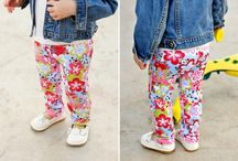 Little Girl's Pegs / Summer's pegs on clothes, shoes and her whole do :) sooo cute! / by KT Gnzls