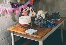 Wedding Cake & Dessert Tables / by Whimsical Wonderland Weddings