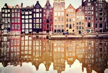 Best of Holland! Sabine / City's,Channels, and all nice stuff. / by Sabine van der Graaf-Trossel