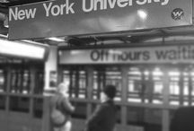 NYU: New York University / by Emelie