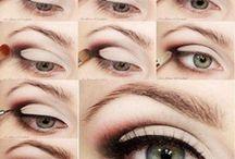 Hair/Makeup/Beauty / by Caitlin Rice
