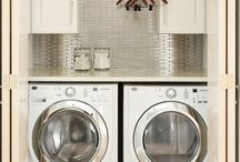 Laundry Rooms That Might Stay Clean... / by Mandi Gubler