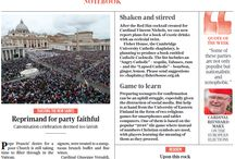 Notebook / The latest diary pages from The Tablet's print edition / by The Tablet