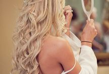 wedding hair / by Alisia Tatar