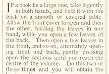 Books, Books, Books / by Carol Porter