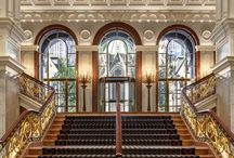 A Legend Reborn / A look at the newly renovated lobby, guest reception area and MORE at The Palace.  / by The New York Palace