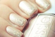 Wedding nails / Wedding nail art / by Amy Blair