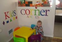 Kid's Corner!  / by Natalie Jangula