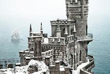 Castles / by Karen Webb Photography