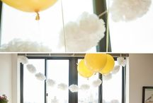 Party ideas / by Chanell Godfrey