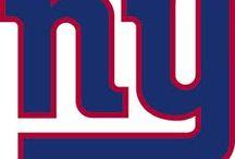 New York Giants / by Corey Marinnie Sr.