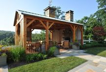 Pole Barn Cozy Home Ideas / Addition-al storage space for cottage / by Triste Horrell : SYSTEMIZE