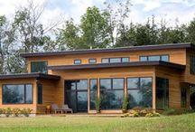 modular green rural  / by Gentle Gardener Green Design