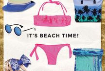 It's Beach Time! / by Fullah Sugah