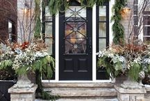 Exteriors & my absolutely LOVE for DOORS & MORE / by Kel