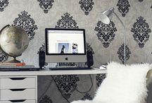 Office space / by Michelle Billings