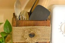 Wood DIY Project / by Stephanie Cole