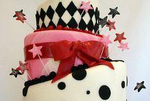 cute birthday cake / by Lynnette Thramer