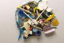 Plastics / Plastic Recycling, Plastic Pollution, Plastic Facts / by GreenRamsey
